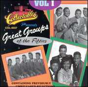 Great Groups Of The 50's, Vol.1