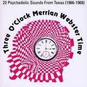 Three OClock Merrian Webster Time
