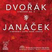 Symphony No. 8 /  Symphonic Suite from , Dvorak