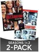 Grey's Anatomy: Season 1 And Season 2 , Ellen Pompeo