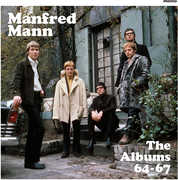 The Albums'64-'67 (Mono Recordings) , Manfred Mann