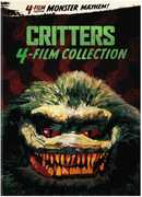 Monster Mayhem: Critters 4 Film Collection