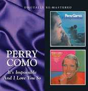 It's Impossible /  and I Love You So [Import]
