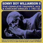 Complete Trumpet Ace & Checker Singles 1951-62