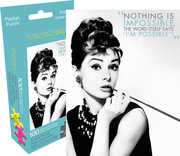 Audrey Quote 100pc Pocket Puzzle