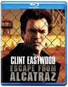 Escape From Alcatraz , Clint Eastwood