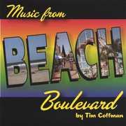 Music from Beach Boulevard
