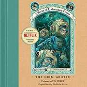 The Grim Grotto Unabridged CD (Series of Unfortunate Events)