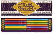 Tutti Frutti 12 Colored Pencils
