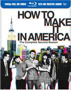 "How to Make It in America: Comp Second Season , Scott ""Kid Cudi"" Mescudi"