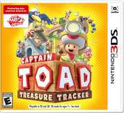 Captian Toad: Treasure Tracker for Nintendo 3DS