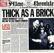 Thick As A Brick (+ Bonus Tracks) , Jethro Tull