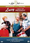 Lucy Calls the President , Lucille Ball