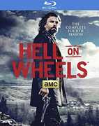 Hell on Wheels: Season 4 , Anson Mount