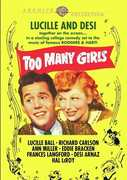 Too Many Girls , Lucille Ball