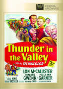 Thunder in the Valley , Peggy Ann Garner