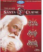 The Santa Clause 3-Movie Collection , Tim Allen