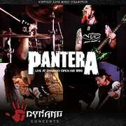 Live At Dynamo Open Air 1998 , Pantera