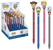 FUNKO PEN TOPPER: Disney - Toy Story 4 (ONE Random Pen Topper Per Purchase)