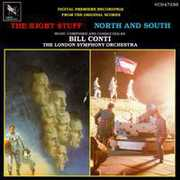 The Right Stuff /  North and South (Original Scores)