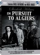 Sherlock Holmes: The Pursuit To Algiers , Olaf Hytten