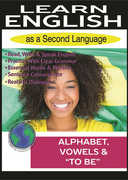 Learn Global English: Alphabet, Vowels & To Be