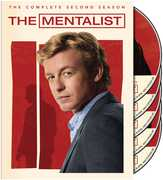 The Mentalist: The Complete Second Season , Simon Baker