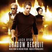 Jack Ryan: Shadow Recruit (Score) (Original Soundtrack)