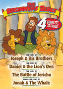 The Beginners Bible: Joseph and His Brothers /  Daniel and the Lion's Den /  The Battle of Jericho