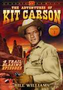 The Adventures of Kit Carson: Volumes 1-11 , Donald Diamond