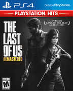 Last of Us Remastered - Greatest Hits Edition for PlayStation 4