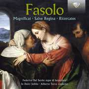 Magnificat /  Salve Regina /  Ricercates