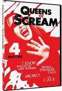 Queens of Scream: 4 Movie Thrill-Fest