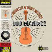 HALLOWEEN LIVE at DISNEY INSTITUTE , 10,000 Maniacs
