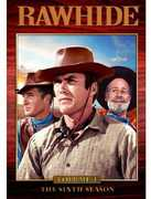Rawhide: The Sixth Season Volume 1 , Eric Fleming