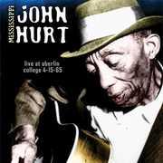 Live At Oberlin College , Mississippi John Hurt