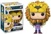 FUNKO POP! MOVIES: Harry Potter S4 - Luna Lovegood (Lion Head)