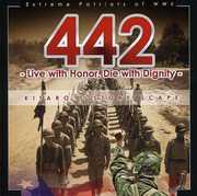 442: Extreme Patriots of WWII: Kitaro's (Original Soundtrack)