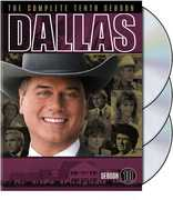 Dallas: The Complete Tenth Season , Larry Hagman
