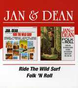 Ride the Wild Surf /  Folk N Roll [Import]