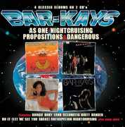 As One /  Nightcruising /  Propositions /  Dangerous [Import] , The Bar-Kays