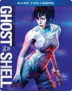 Ghost in the Shell (Steelbook) , Scarlett Johansson