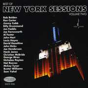 Best Of New York Sessions, Vol. 2 , Various Artists