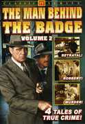 The Man Behind the Badge: Volume 2 , Stanley Andrews