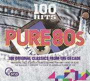 100 Hits: Pure 80s /  Various [Import] , Various Artists