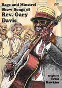 Rags & Minstrel Show Songs of Rev. Gary Davis , Rev. Gary Davis