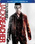 Jack Reacher (Steelbook) , Tom Cruise