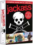 Jackass: Complete Movie and TV Collection (Includes Jackass 7-Movie Collection /  Jackass: The Classic TV Collection) , Johnny Knoxville