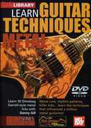 Learn Guitar Techniques: Metal , Danny Gill