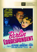 Berlin Correspondent , Sig Rumann